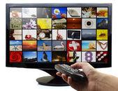 telewizję w komputerze